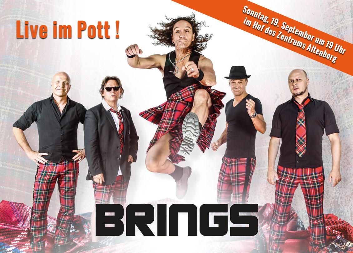 BRINGS - Live im Pott !